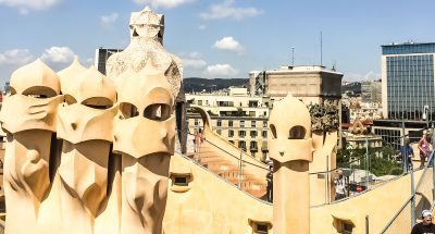Discovering Antoni Gaudi: A game for Children