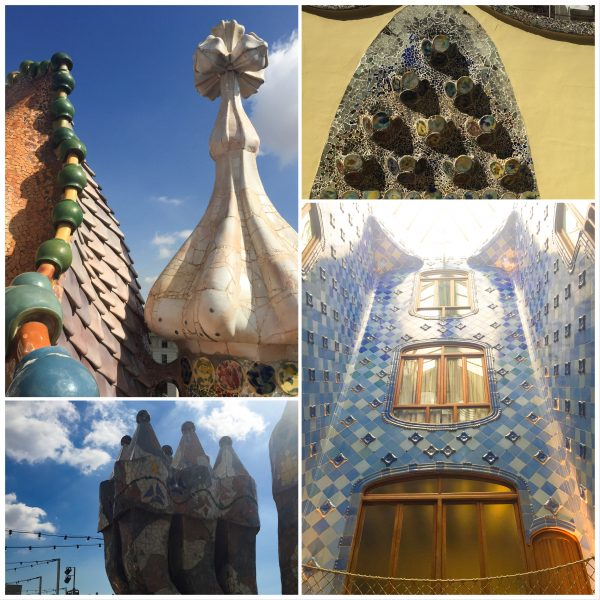 La Casa Batlló : la maison dragon