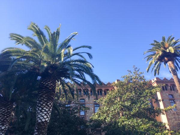 Barcelone en famille hors des sentiers : Jardins de la Maternitat