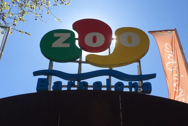 Le zoo de Barcelone en famille