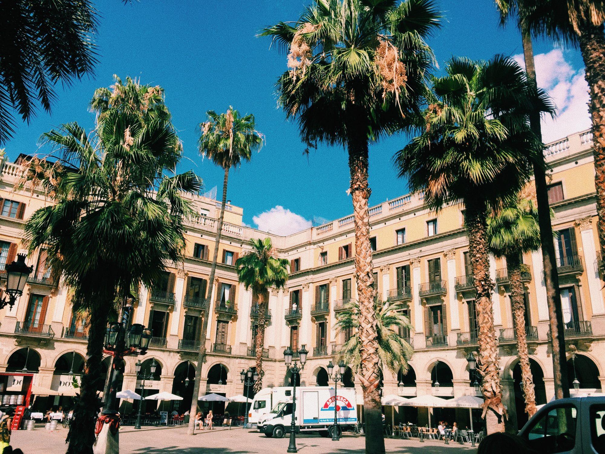 Barcelona – The Gothic Quarter